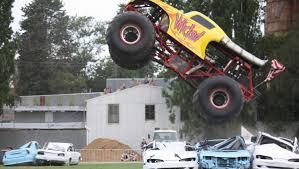 100 Monster Truck Video Bega S Roar Into New Year Photos Bega