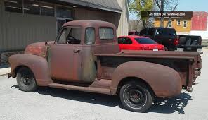 Truck » 1952 Chevrolet Truck - Old Chevy Photos Collection, All ... 1953 Chevy 5 Window Pickup Project Has Plenty Of Potential If The 1951 Pickup Truck Collectors Weekly 1952 Chevygmc Brothers Classic Parts 1947 Long Bed For Restoration Or 48 In Progress Cmw Trucks Chevrolet 3100 Shortbed 1948 1949 1950 Chevrolet Old Photos Collection All 1954 Window Pictures Superior Towing Vehicles For Sale Chevy 12 Ton