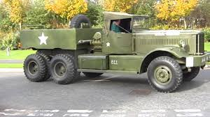 100 Diamond T Truck History A 981 Soft Top Youube