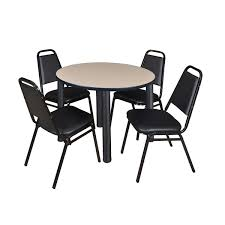 Shop Regency Seating Kee Black 42-inch Round Breakroom Table With 4 ... Korean Style Ding Table Wood Restaurant Tables And Chairs Buy Small Definition Big Lots Ashley Yelp Sets Glamorous Chef 30rd Aged Black Metal Set Ch51090th418cafebqgg 61 Tolix Rectangular Onyx Matt Chair Fniture Side View Stock Vector The Warner Bar In 2019 Fniture Interior Indoors In Vintage Editorial Photography Image Town Quick Restaurant Table Chairs Bar Cafe Snack Window Blurred Bokeh Photo Edit Now