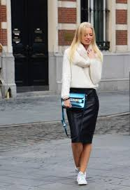 Outfit Winter Outfits With Pencil Skirts Whites For The Win Stylish And Professional To Wear On