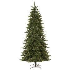 Vickerman 75 Ft X 45 In Pre Lit Camdon Fir Slim Tree With 700