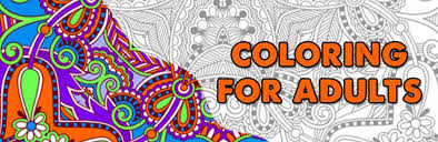 Adult Coloring Books Have Become Increasingly Popular And Researchers Are Beginning To Observe The Health Benefits Can Provide