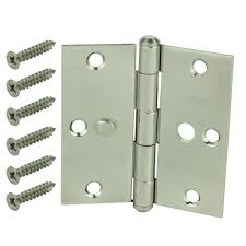 Suncast Covington Shed Accessories by Everbilt 1 1 2 In X 30 In Bright Nickel Continuous Hinge 15175