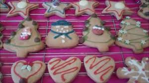 Decorated Shortbread Cookies by Christmas Shortbread Cookies Recipe And Decorated Youtube