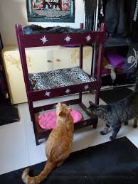 Build Your Own Bunk Beds Diy by Catster Diy Make Your Own Triple Kitty Bunk Bed Catster
