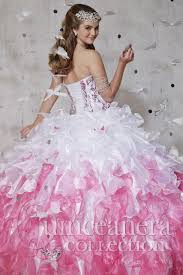 pink and white 15 dresses dress images