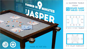 The Jasper: A Board Gaming Table By Chad DeShon — Kickstarter Storable Game Table Cover 8 Steps With Pictures 21 Free Diy Coffee Plans You Can Build Today Best Rated In Air Hockey Tables Equipment Helpful How To A Rustic Checkerboard Howtos Reclaimed Pallet Epoxy Tabletop Cast Iron Singer Base Hundreds Of Desk Ideas 1001 Pallets 7 Outstanding Small Side Liven Up Your Corner 15 Make Clever Fniture For Spaces 17 Affordable Monopoly Board Instructables Palletbiz