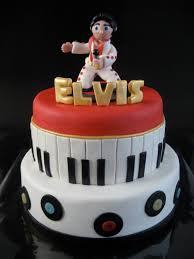 Elvis Presley Inspired by cakes here on cakecentral and beyond