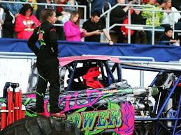 At 19 Youngest Monster Truck Racer Is Engineering Her Future