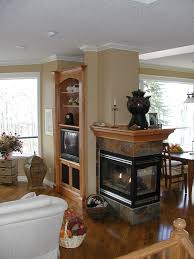 Gas Light Mantles Canada by Large Decorative Pot Peninsula Fireplace Pinterest Foyers