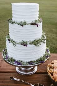 Lavender Wedding Cakes Lemon Cake