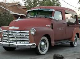 100 Chevrolet Panel Truck 1949 For Sale ClassicCarscom CC1172619
