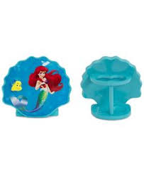 disney little mermaid shimmer and gleam bath accessories olympia
