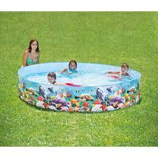 Intex 8 X 18 Ocean Reef SnapSet Pool