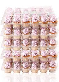 24 Pack X 5 Sets STACKnGO Carrier Holds Standard Cupcakes