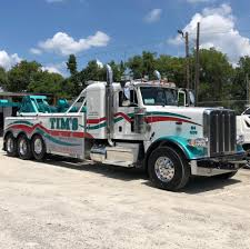 100 New Tow Trucks Tims Ing Recovery Our New 50Ton Truck 2019 Peterbilt