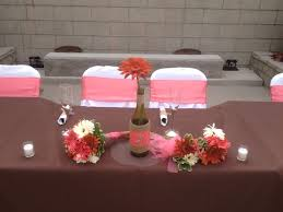 Coral Reef Wedding Decorations 11843