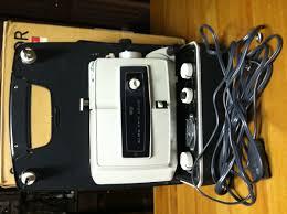 elmo fp c zoom dual 8mm projector collectors weekly
