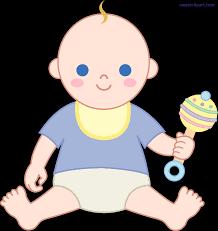 Baby Boy 1 Clipart Sweet Clip Art