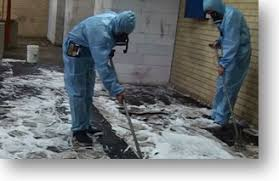 Removing Asbestos Floor Tiles Uk by Lovely Foam Floor Tiles With Asbestos Floor Tile Removal