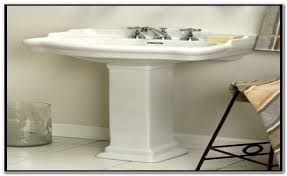 Barclay Pedestal Sink 460 by Barclay Stanford Pedestal Sink Sinks Ideas