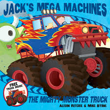 Jack's Mega Machines: Mighty Monster Truck | Book By Alison Ritchie ... Rightnow Media Streaming Video Bible Study Monster Truck Rc Adventures Beast Pulls Mini Dozer On Trailer Snap Design Trucks Best Toys Nappa Awards Pickup Vs New Adventures Hill 44 Climb Race For Android Apk Download Traxxas 720545 116 Summit 4wd Extreme Terrain Rtr W Blaze And The Machines Highspeed Dvd Buy Years Cartoon Kids Jam 2017 Little Lullabies Epic A Compact Carsmashing Named Raminator Leith Cars Blog Jtelly And The Teaming With Nascar Stars