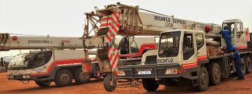 RichFlo - Cranes, Forklifts, Heavy Truck & Self-loaders For Hire