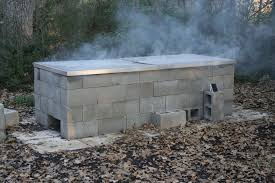 Anatomy Of A Cinder-block Pit - Texas Barbecue Building A Backyard Smokeshack Youtube How To Build Smoker Page 19 Of 58 Backyard Ideas 2018 Brick Barbecue Barbecues Bricks And Outdoor Kitchen Equipment Houston Gas Grills Homemade Wooden Smoker Google Search Gotowanie Pinterest Build Cinder Block Backyards Compact Bbq And Plans Grill 88 No Tools Experience Problem I Hacked An Ace Bbq Island Barbeque Smokehouse Just Two Farm Kids Cooking Your Own Concrete Block Easy