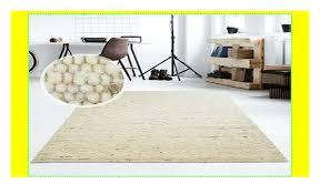taracarpet moderner handweb teppich alpina handgewebt aus