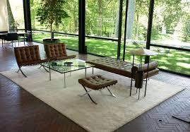 100 Glass House Architecture Philip Johnson Biography Buildings Facts Britannica