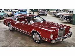 1979 Lincoln Continental Mark V For Sale | ClassicCars.com | CC-882372 Coinental Unveils Three New Truck Tires Eld Options Scania G 480 Review Wwwtrucksalescomau Dot Truck Sales Dot Lincolns Stages A Comeback In New York Hemmings Daily 2017 Cargo Vnose 7 X 14 7k For Sale Chippewa Roka Werk Gmbh 1979 Lincoln Coinental Mark V City Ohio Arena Motor Llc 1970 Mark Iii Sale India Explores Avenues 2005 Electric Raymond Rc35tt Stand Up End Control Docker