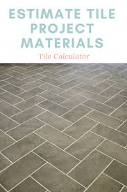 tile calculator and cost estimator plan a floor wall or