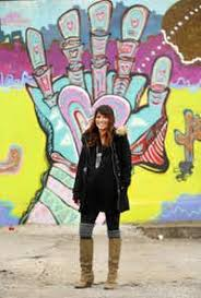 Deep Ellum 42 Murals by Lesli Marshall U0027s Striking Murals Mirror The Ongoing Change In