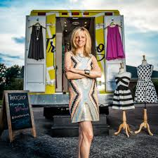 100 Mobile Fashion Truck PHOTO ESSAY Outfitting A Boutique Ashley Volbrecht