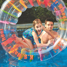 Inflatable Tubes For Toddlers by Amazon Com Water Wheel Giant Inflatable Swimming Pool Water