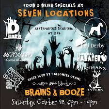 Clarendon Halloween Bar Crawl by Columbia Heights Gmg U0027s Little Coco U0027s Will Host A Family Friendly