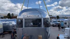 100 Vintage Airstream For Sale Texass Top Option For Travel Trailer