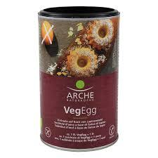 arche vegegg veganer eiersatz zum backen bio 175 g