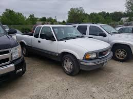 100 Canton Truck Sales 1996 GMC SONOMA For Sale At Elite Auto And