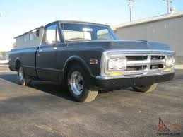 1969 GMC/ Chevrolet Fleetside Pickup