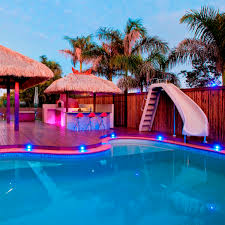 Wonderful Homemade Pool Slide