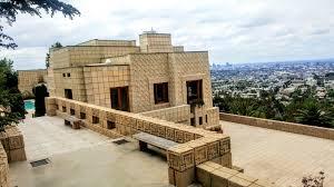 100 Frank Lloyd Wright La S Ennis House LA Tour1