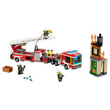 Lego 60112 City Fire Engine 376 Pcs *   EBay