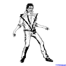 Michael Jackson Coloring Pages To Download And Print For Free Line Drawings