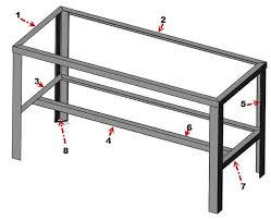 Wood Workbench Plans Free Download by Metal Work Table Plans Plans Diy Free Download Wooden Swing Set