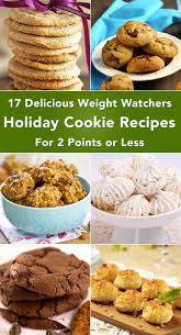 Weight Watchers Pumpkin Mousse Points by 17 Delicious Weight Watchers Holiday Cookie Recipes For 2 Points