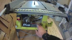 Ryobi Wet Tile Saw With Stand by Ryobi 10