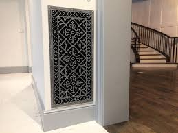 Decorative Wall Air Return Grilles by Beautiful Decorative Return Air Filter Grille U2014 The Decoras