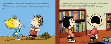 Linus Great Pumpkin Image by The Great Pumpkin Returns Book By Charles M Schulz Jason